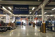 Emerson opens Flow Calibration Service Center for Middle East and Africa