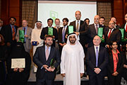 Emirates Green Building Council honours winners of '2015 EGBC Awards' for excellence in sustainability
