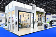 Emirates Steel showcases construction and building products at Big Five 2018 in Dubai