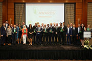 EmiratesGBC honours winners of 2018 MENA Green Building Awards
