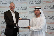 Emrill the first Facilities Management Company awarded Dubai Chamber CSR Label.