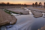 Engineers win award for restoration of Wadi Hanifah in Riyadh.
