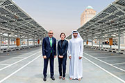 Enova and Mall of the Emirates unveil Rooftop Solar PV Plant