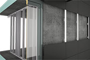 EQUITONE facade materials as groundbreaking BIM objects