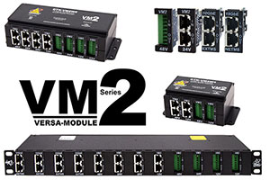 Expanded Versa-Module Surge Protection Solution for All Low Voltage Electronic System