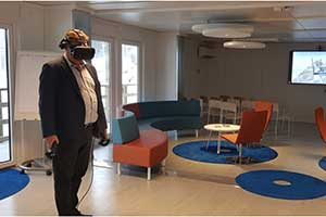 Finland's Hospital Nova Uses VR To Involve Staff in Building Design