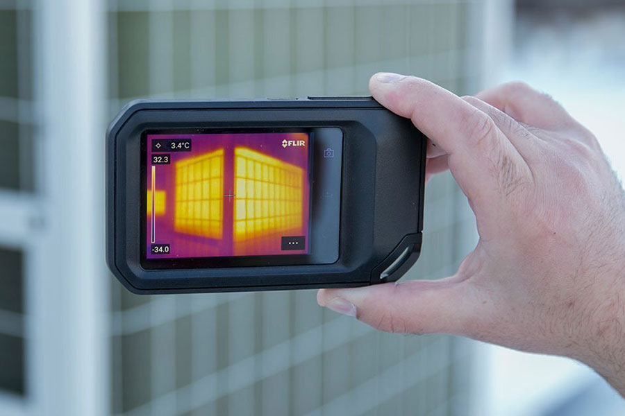 FLIR Launches C5 Compact Thermal Camera with Cloud Connectivity