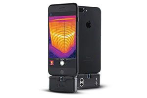 FLIR ONE Pro-Series Thermal Imaging Cameras for your Smartphone