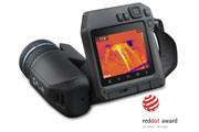 FLIR's line of professional thermal cameras earns Red Dot's top prize in product design