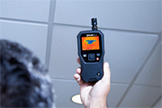 FLIR's New Premium Imaging Moisture Meter Finds Hidden Moisture Fast