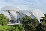 Foamglas Reference - The Louis Vuitton Foundation, Paris, France