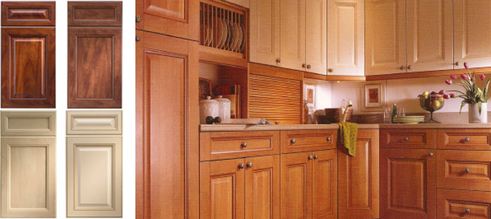 Traditional Miter Door Styles