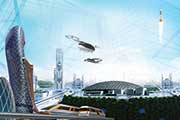 Future Cities - Smart Cities Accompanying the Fourth Industrial Revolution