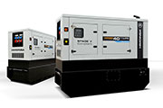 Gas generator sets with Stage V certification for the rental sector