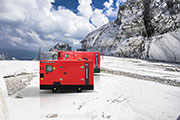 Generator sets able to withstand the 2000-hour salt spray test