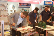 Global hardware and tools manufacturers continue to target buyers from wider Middle East