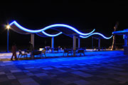 Global Light & Power LED strips light up the Jumeirah Corniche Jogging Track