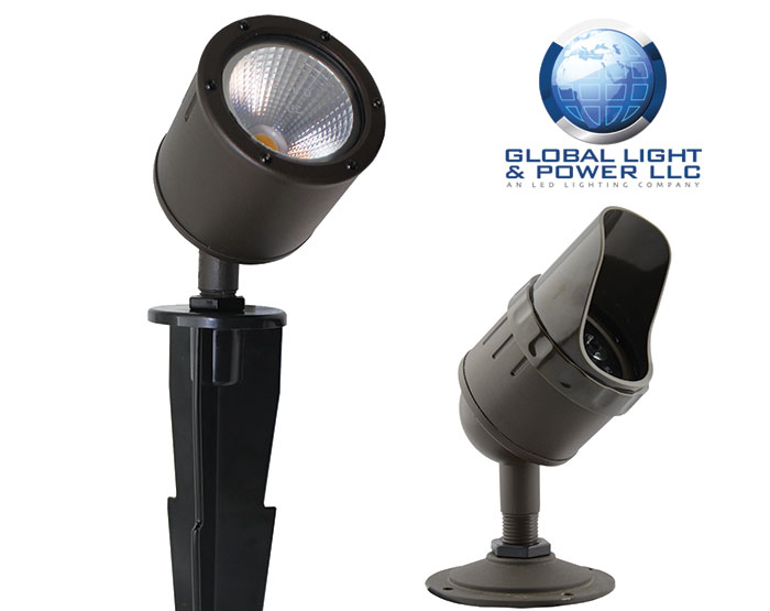 Global Light & Power presents its new 20W COB Spike Light