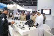 Global players line-up solutions for Mid East's US$9.6 billion homeland security market