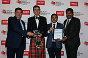 Green Bridge Wins MEED Quality Award Of The Year
