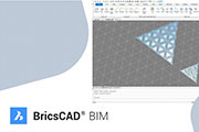 Grids in BricsCAD BIM
