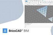 Grids in BricsCAD BIM