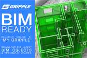 Gripple facilitates BIM with launch of Data Library
