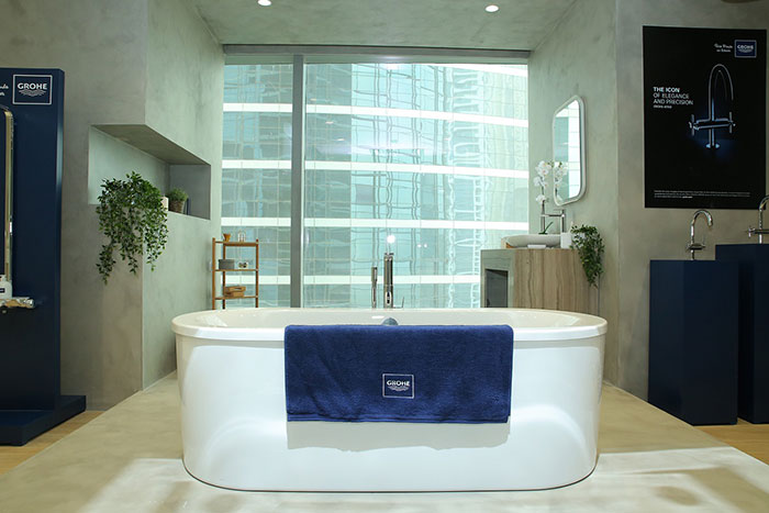 GROHE Opens New Dubai Showroom