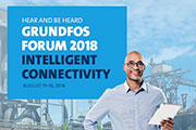 Grundfos Forum now open to the world through a virtual conference