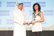 Guinness World Records tallest twisted tower Cayan Tower named Tower Project of the Year at 10th Construction Week Award