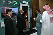 Gulf Extrusions unveils Middle East's first fully tested fire rated aluminum door