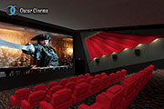 Gyproc puts on performance for new Oscar Cinema
