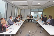 Gyprocs Round Table Discussion on Education Sector