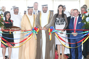 H.E. Dr Rashid Ahmad bin Fahad opens The Big 5, Middle East Concrete, PMV Live at Dubai World Trade Centre