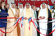 H.H. Sheikh Hamdan Bin Rashid Al Maktoum Opens Middle East Electricity and Solar Middle East