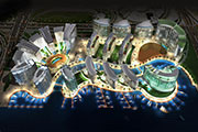Habtoor Leighton Specon - Drake & Scull Engineering JV signs AED 395 million Jewel of the Creek MEP contract