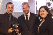Hakkasan Dubai wins 'Outstanding use of American Hardwood in the Middle East' award