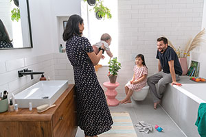 Hansgrohe Celebrates the Colourful Diversity of The Family with New Brand Campaign