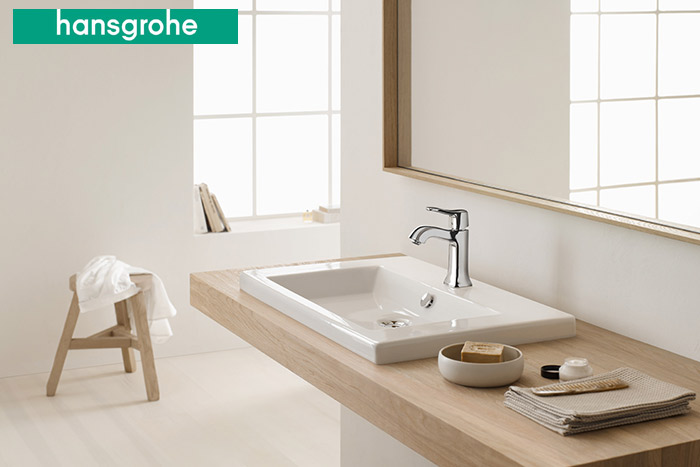 Hansgrohe products add stylish urban edge to The Domain, a new social hotel concept