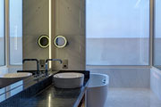 Hansgrohe SE supplies bathroom fittings for Park Hyatt Abu Dhabi Hotel and Villas