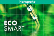 Hansgrohe sets benchmark for UAE  with EcoSmart technology that uses up to 60% less water