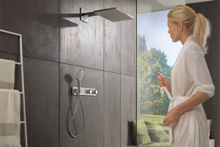 Hansgrohe Transforms the Hotel Shower into an Oasis of Well-Being