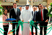 HE Saeed Mohammed Al Tayer opens Schneider Electrics Power to the Cloud Conference and Exhibition