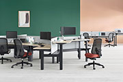 Herman Miller Launches New Lino Chair in the Middle East
