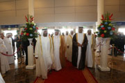 HH Sheikh Ahmed bin Saeed Al Maktoum Inaugurates 18th WETEX and First Dubai Solar Show