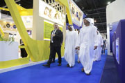 HH Sheikh Ahmed Bin Saeed Al Maktoum opens the Hotel Show and the Leisure Show
