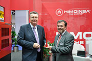 HIMOINSA awards FAMCO on fourth anniversary as official distributor in UAE, Qatar and Saudi Arabia