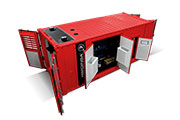 Himoinsa Containered Generators Are Among the Most Competitive Gensets On the Market