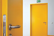 Hoermann introduces new British Standard steel-fire rated doors in the Middle East