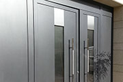 Hoermann launches ThermoSafe and ThermoCarbon aluminium entrance doors in the Middle East